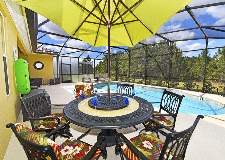Elegant 4BR 3bth Solterra Home w/Pool, Spa & Gameroom - SR4075 #17
