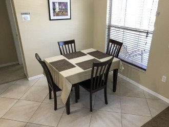4 Seat Breakfast Table