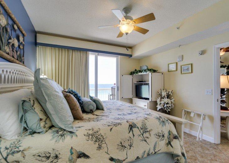 Seychelles 405 Vacation Rental, Panama City Beach, w/beach service & free Wi-Fi #2