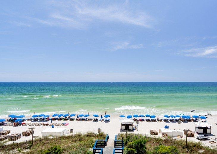 Seychelles 405 Vacation Rental, Panama City Beach, w/beach service & free Wi-Fi #13