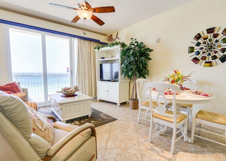 Seychelles 405 Vacation Rental, Panama City Beach, w/beach service & free Wi-Fi #4