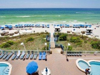 Seychelles 405 Vacation Rental, Panama City Beach, w/beach service & free Wi-Fi #1
