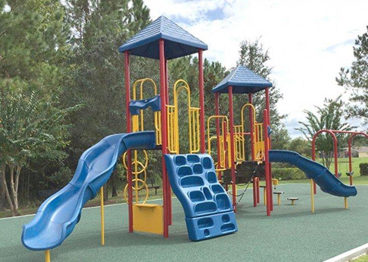 New childrens playground on site.....