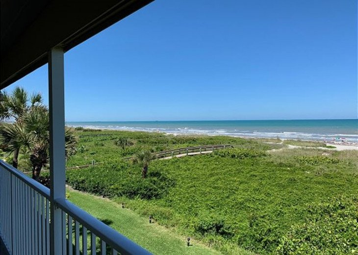 Key-West Style Two Bedroom Direct Ocean-View Condo #1