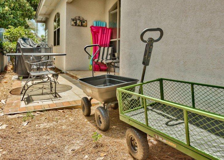Magnolia Manor - 3 bedroom home in Emerald Shores of Destin Florida #24