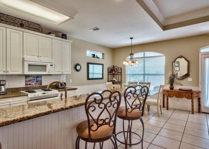 Magnolia Manor - 3 bedroom home in Emerald Shores of Destin Florida #12