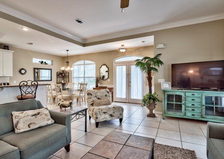 Magnolia Manor - 3 bedroom home in Emerald Shores of Destin Florida #6