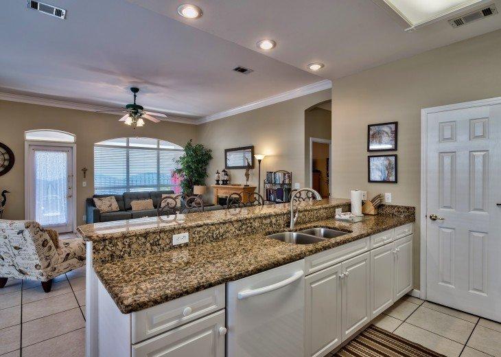 Magnolia Manor - 3 bedroom home in Emerald Shores of Destin Florida #13