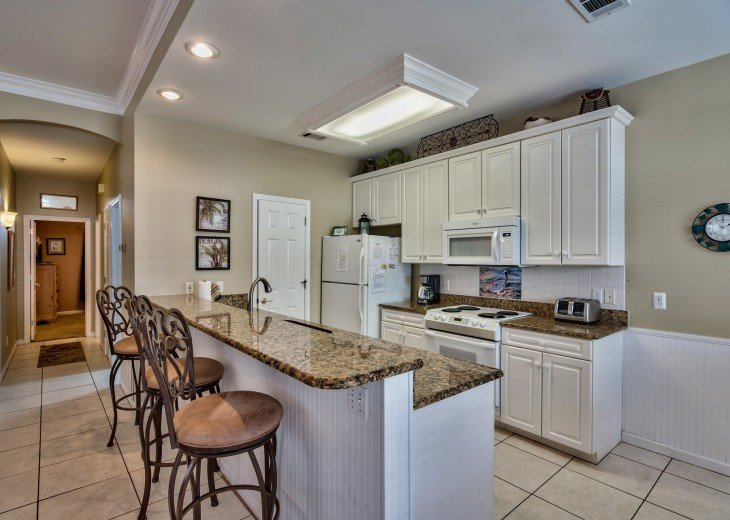 Magnolia Manor - 3 bedroom home in Emerald Shores of Destin Florida #9