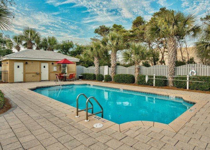 Magnolia Manor - 3 bedroom home in Emerald Shores of Destin Florida #25