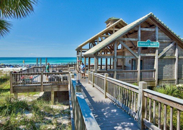 Magnolia Manor - 3 bedroom home in Emerald Shores of Destin Florida #3