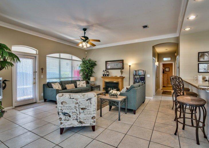 Magnolia Manor - 3 bedroom home in Emerald Shores of Destin Florida #11
