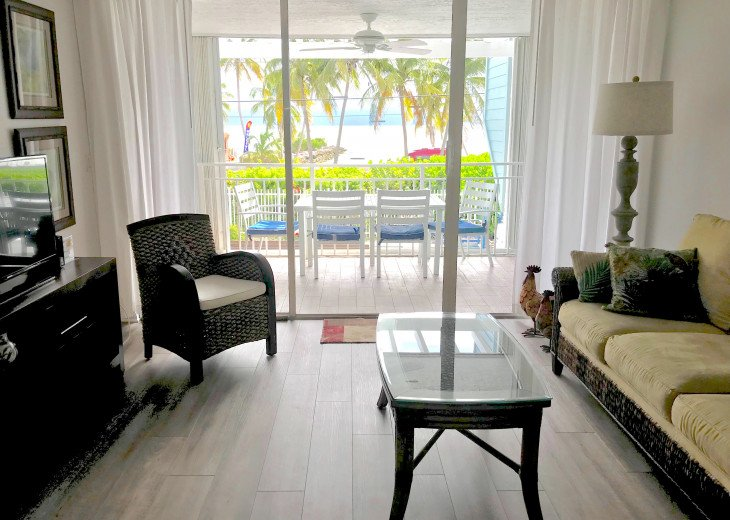 Ocean View condo steps to Beach, rates include all tax and fees #4