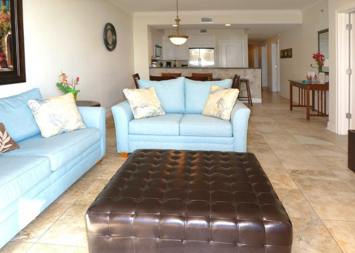 Ground Floor ~ 4 BR ~ Walk Out to Pool From Patio * 2 KING BEDS #4
