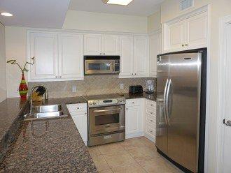 Full kitchen, all appliances, blender, toaster, crock pot and more
