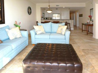 Ground Floor ~ 4 BR ~ Walk Out to Pool From Patio * 2 KING BEDS #1