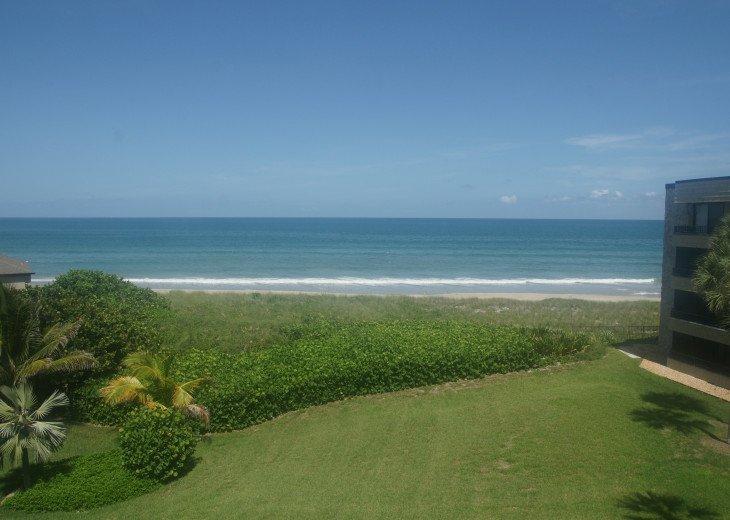Direct Atlantic facing Beach Condo, Top Floor (4th), Two Bedroom, Stunning Views #1