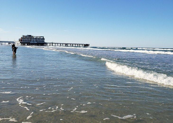 Beachside retreat near ocean #1