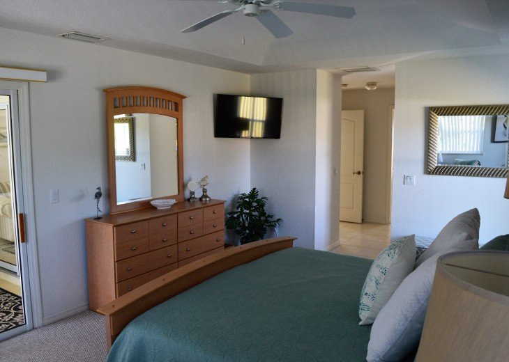 RELAX AND ENJOY a Luxury Master Suite, Heated Pool, and close to beaches! #17