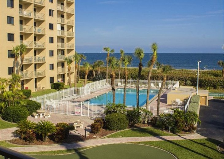 $149.00 PER NIGHT Direct Oceanfront 3/2 with Private Master Balcony (CT310) #1