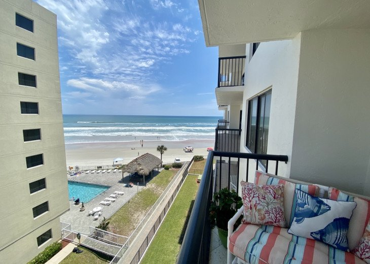 Spectacular Ocean & Sunset View - Luxury Remodeled Condo 5B #1