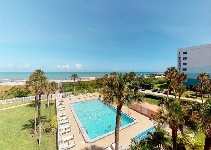 OPEN JULY 15 - 22 $995 TOTAL PER WEEK 2B/2B Direct Oceanfront Close to the Pier #1