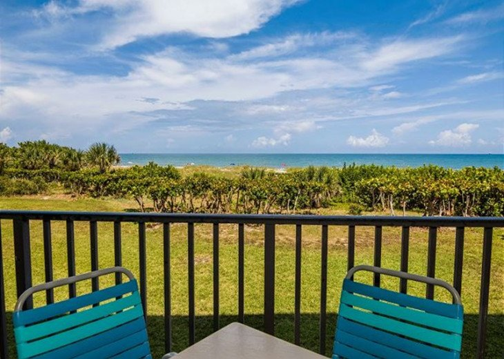 Direct Oceanfront Condo with Exceptional View from Furnished Balcony (CW205) #1