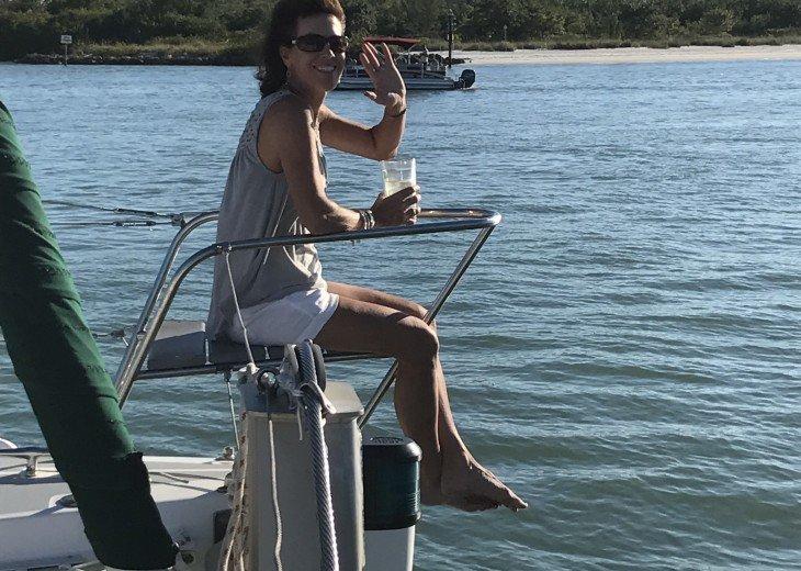 Sailing on Marco Island