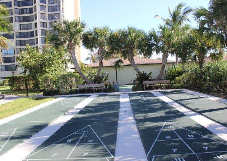 Shuffleboad, basketball, and more