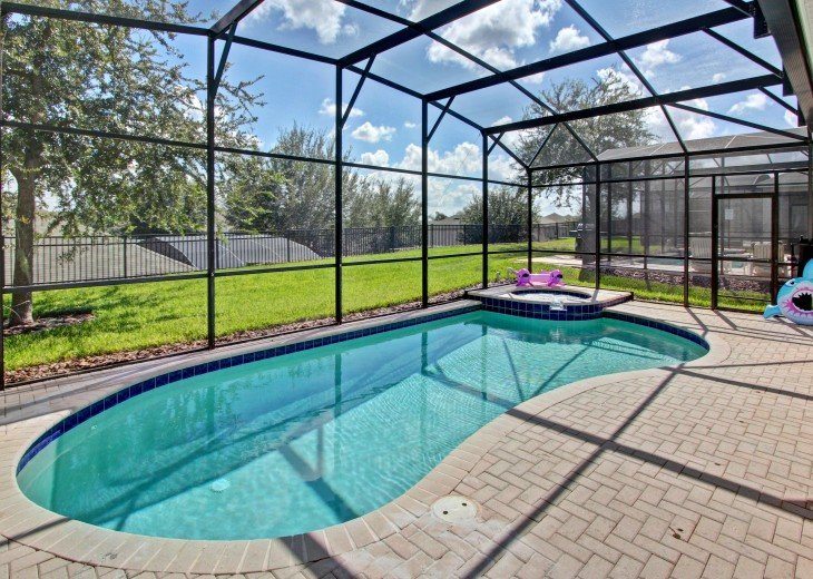 End of the year special--New Waterpark-Windsor Hill Luxury 6B/4B/Pool house #25