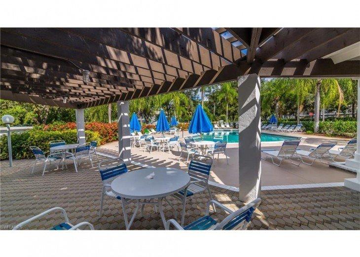 TWELVE OAKS 1st Floor Condo Lely Resort #18