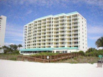 Building Beach Side