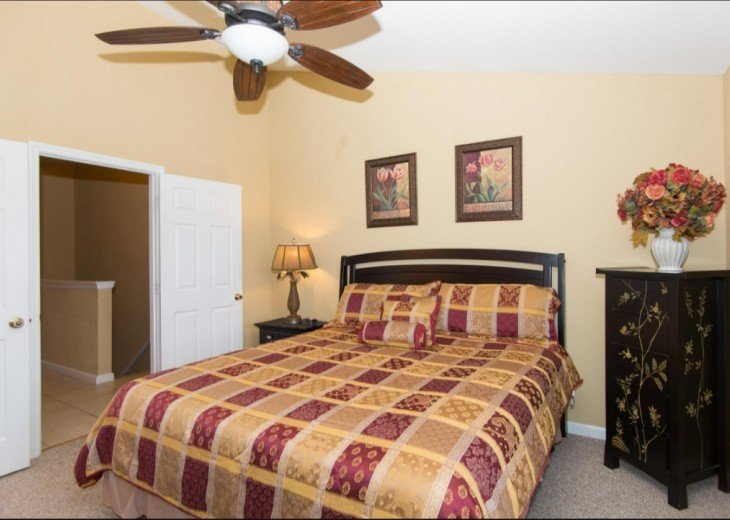 Mickey's World 2 Master Bedroom