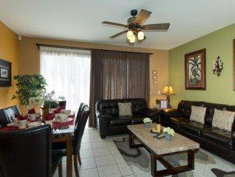 Mickey's World 1 Living/Dining Room