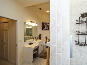 view of master bath ensuite