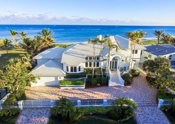 Ocean Bay Luxury Beach House -- 7 Bedroom Estate on 100 feet of Oceanfront #45