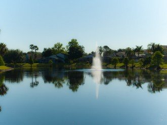Stunning Lake View House 2mls Disney,free Wi-FI,games room,spa #1