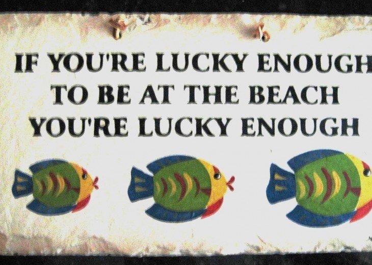 Feelin' Lucky?