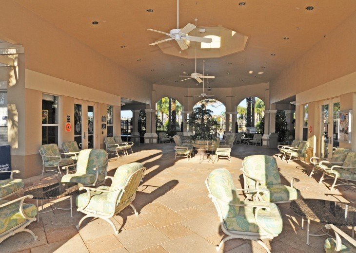2 Miles to Disney World. 6 BR with Private Pool & Spa. Fireworks Views #26
