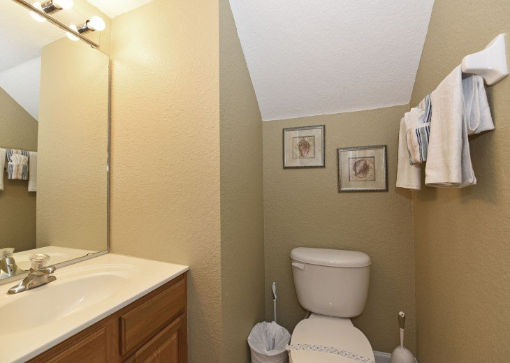 2 Miles to Disney World. 6 BR with Private Pool & Spa. Fireworks Views #23