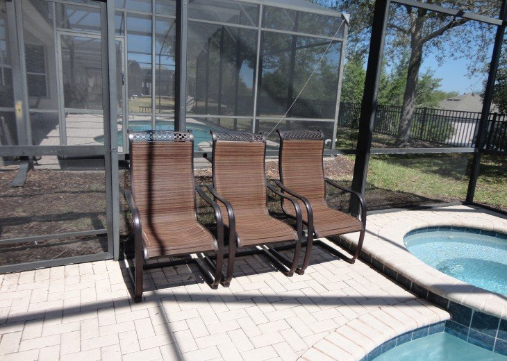 2 Miles to Disney World. 6 BR with Private Pool & Spa. Fireworks Views #53