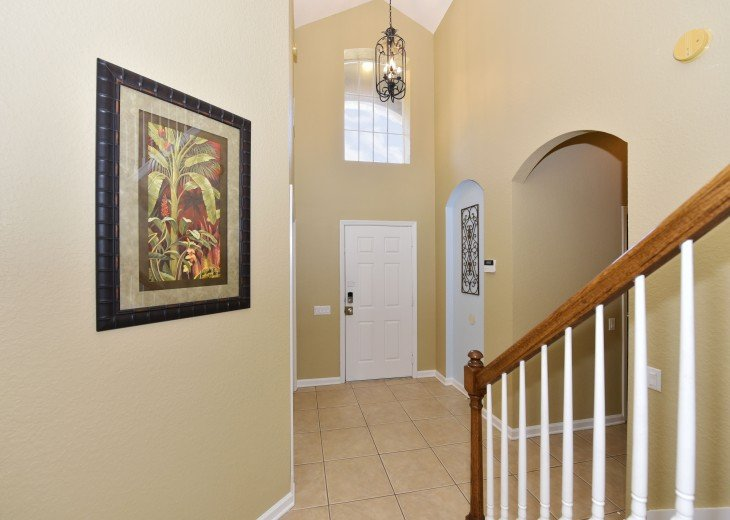 2 Miles to Disney World. 6 BR with Private Pool & Spa. Fireworks Views #21