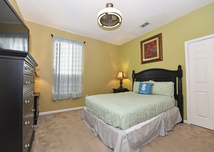 2 Miles to Disney World. 6 BR with Private Pool & Spa. Fireworks Views #17