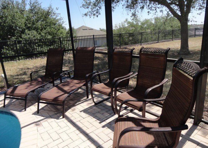 2 Miles to Disney World. 6 BR with Private Pool & Spa. Fireworks Views #51