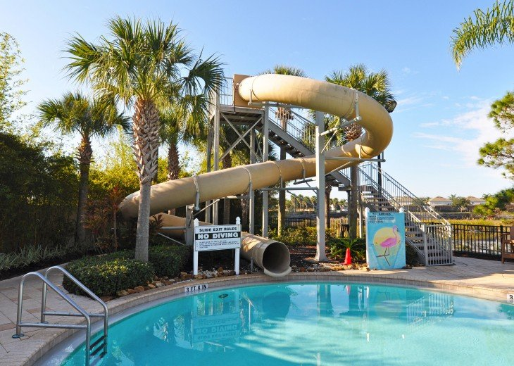 2 Miles to Disney World. 6 BR with Private Pool & Spa. Fireworks Views #39