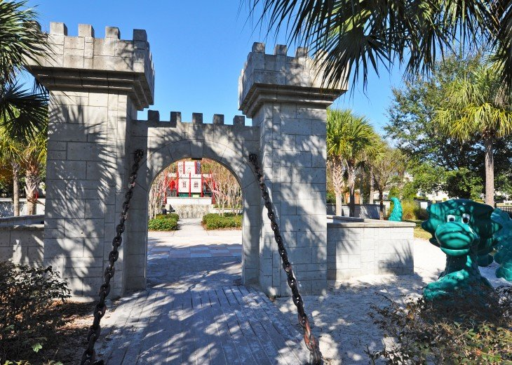 2 Miles to Disney World. 6 BR with Private Pool & Spa. Fireworks Views #31