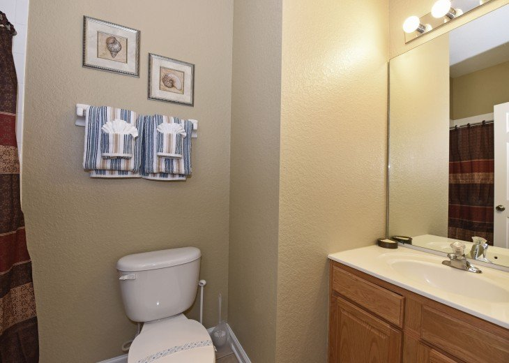 2 Miles to Disney World. 6 BR with Private Pool & Spa. Fireworks Views #22
