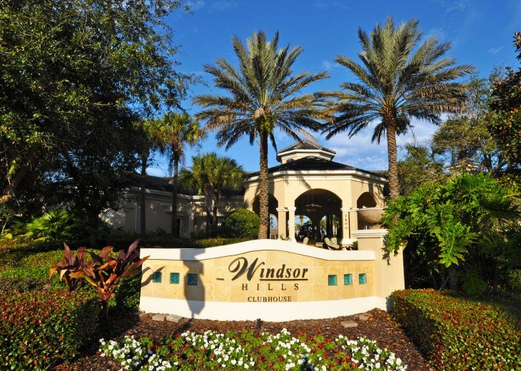 2 Miles to Disney World. 6 BR with Private Pool & Spa. Fireworks Views #25