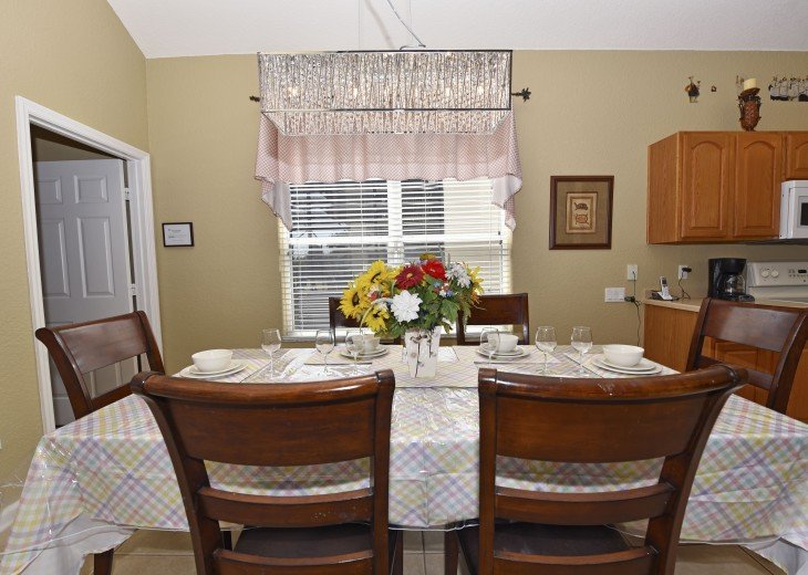 2 Miles to Disney World. 6 BR with Private Pool & Spa. Fireworks Views #14