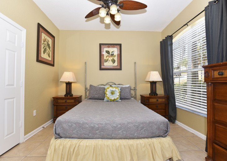 2 Miles to Disney World. 6 BR with Private Pool & Spa. Fireworks Views #18